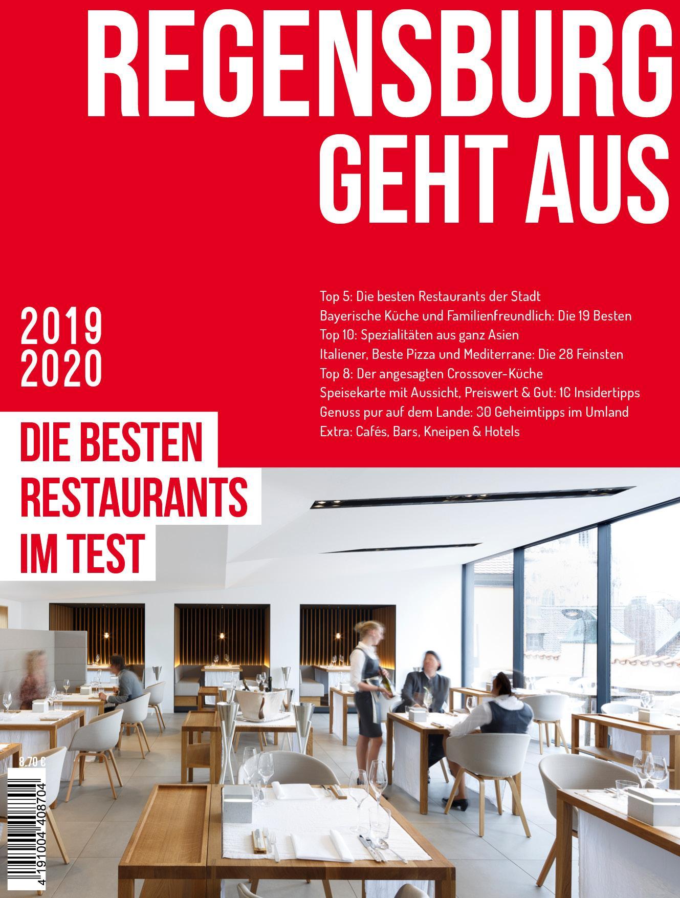 Home  Regensburg geht aus - Restaurantführer!